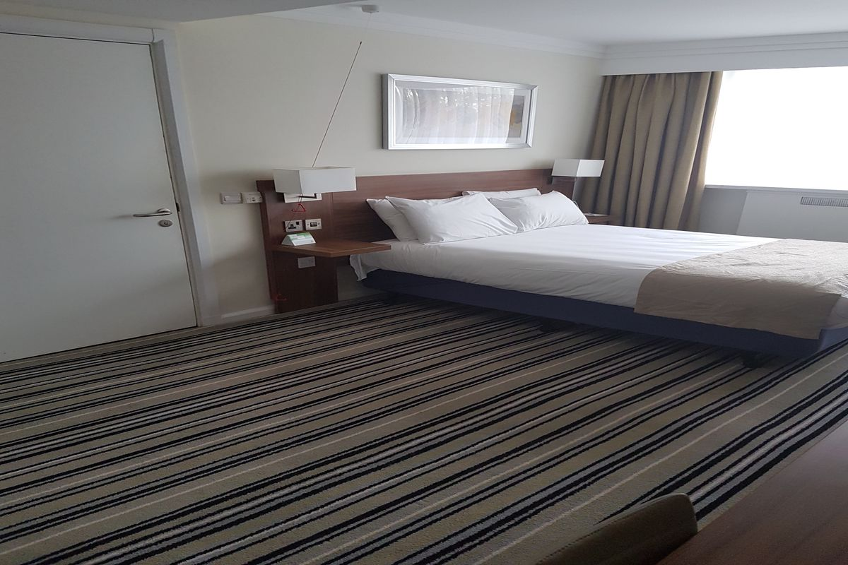 Accessible room runcorn