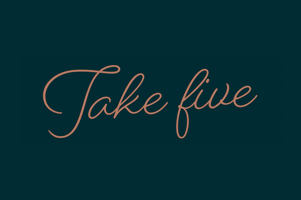 Take Five - Meeting & Event Offers Runcorn