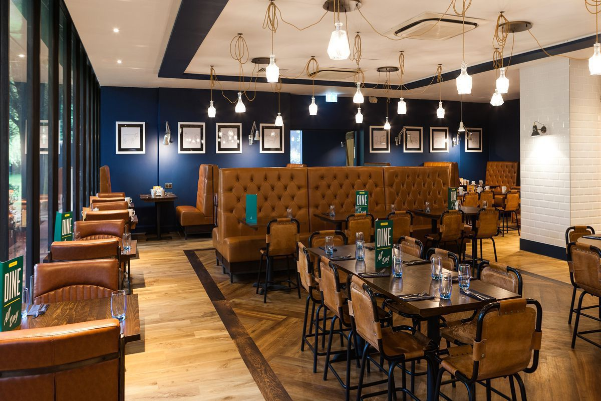 Cow on the Hill restaurant Runcorn